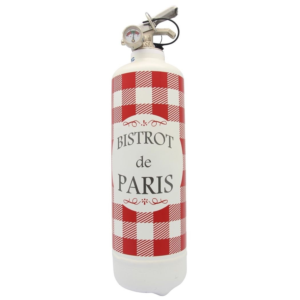 Extincteur Bistrot de Paris - Fire Design
